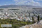 Athene gezien vanaf Filopapou heuvel foto 1 - Foto van De Griekse Gids