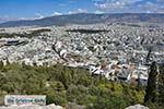 Athene gezien vanaf Filopapou heuvel foto 2 - Foto van De Griekse Gids