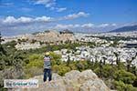 Parthenon Akropolis gezien vanaf Filopapou heuvel foto 8 - Foto van De Griekse Gids