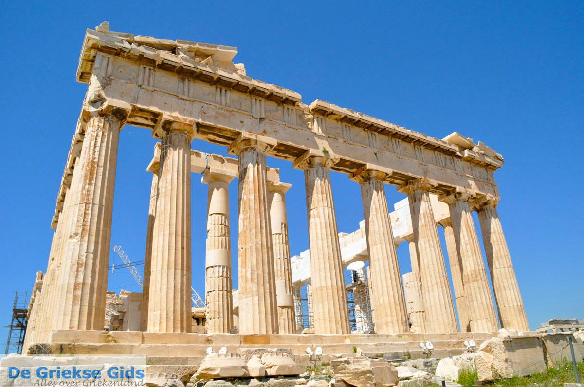 Bekende Gebouwen In Griekenland.Akropolis Athene Attica Informatie En Tips Akropolis Athene