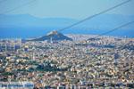 Athene gezien vanaf Penteli | Atheense Riviera | Attica foto 1 - Foto van De Griekse Gids