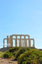 Sounio | Kaap Sounion bij Athene | Attica - Atheense Riviera foto 13 - Foto van De Griekse Gids