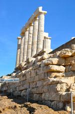 Sounio | Kaap Sounion bij Athene | Attica - Atheense Riviera foto 20 - Foto van De Griekse Gids