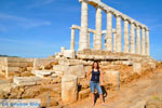 Sounio | Kaap Sounion bij Athene | Attica - Atheense Riviera foto 26 - Foto van De Griekse Gids