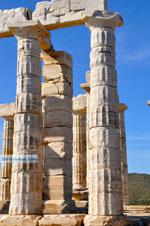 Sounio | Kaap Sounion bij Athene | Attica - Atheense Riviera foto 37 - Foto van De Griekse Gids