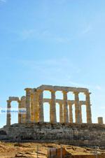 Sounio | Kaap Sounion bij Athene | Attica - Atheense Riviera foto 59 - Foto van De Griekse Gids