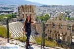 Herodes Atticus Theater naast de Akropolis | Athene | De Griekse Gids foto 2 - Foto van De Griekse Gids