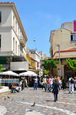 Straatbeeld Monastiraki Athene | Attica | De Griekse Gids foto 1 - Foto van De Griekse Gids