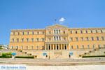 Het rustige Griekse parlement in Athene bij het Syntagma plein | De Griekse Gids - Foto van De Griekse Gids