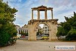 Adrianus Poort Athene 001 - Foto van De Griekse Gids