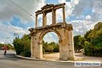 Adrianus Poort Athene 002 - Foto van De Griekse Gids