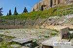 Dionysos Theater Athene 001 - Foto van De Griekse Gids