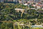 Theseion Op Oude Markt Atheense Agora 002 - Foto van De Griekse Gids