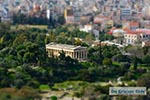 Theseion Op Oude Markt Atheense Agora 003 - Foto van De Griekse Gids