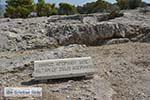 Het altar van Zeus Agoraios in Pnyx Athene - Foto van De Griekse Gids