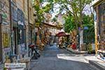 De wijk Psiri in Athene foto 4 - Foto van De Griekse Gids