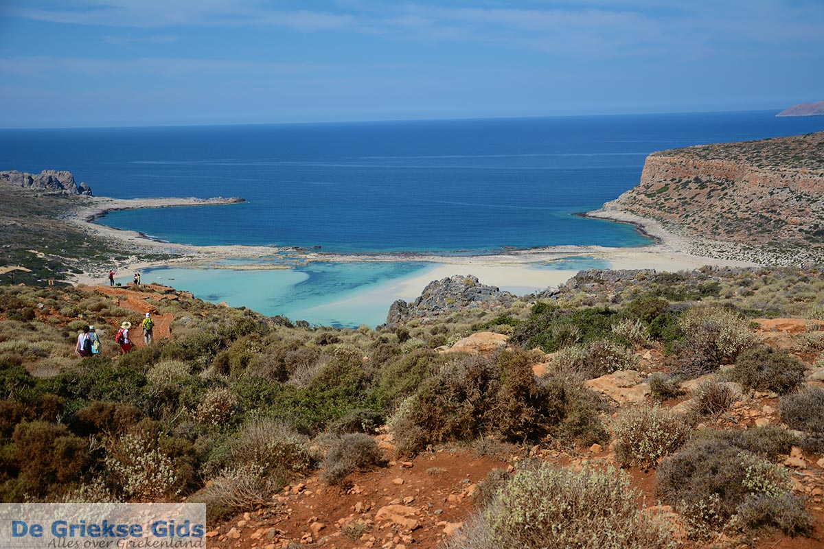foto Balos beach Kreta - West Kreta - Foto 3