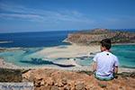 Balos beach Kreta - West Kreta - Foto 5 - Foto van De Griekse Gids