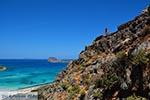 Balos beach Kreta - West Kreta - Foto 16 - Foto van De Griekse Gids