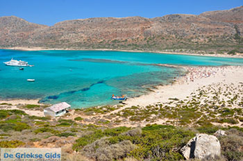 Balos beach | Kreta | De Griekse Gids foto 63 - Foto van De Griekse Gids