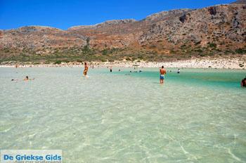 Balos Beach bijChania Kreta