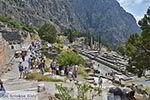 Delphi Fokida - Centraal Griekenland foto 2 - Foto van De Griekse Gids