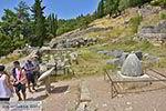 Delphi Fokida - Centraal Griekenland foto 6 - Foto van De Griekse Gids
