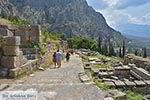 Delphi Fokida - Centraal Griekenland foto 7 - Foto van De Griekse Gids