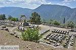 Delphi Fokida - Centraal Griekenland foto 8 - Foto van De Griekse Gids