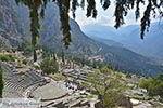 Delphi Fokida - Centraal Griekenland foto 11 - Foto van De Griekse Gids