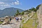 Delphi Fokida - Centraal Griekenland foto 12 - Foto van De Griekse Gids