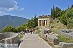 Delphi Fokida - Centraal Griekenland foto 13 - Foto van De Griekse Gids