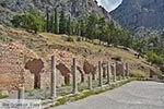 Delphi Fokida - Centraal Griekenland foto 19 - Foto van De Griekse Gids