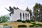 Monument bij Distomo Viotia Centraal Griekenland - Foto 1 - Foto van De Griekse Gids