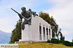 Monument bij Distomo Viotia Centraal Griekenland - Foto 2 - Foto van De Griekse Gids