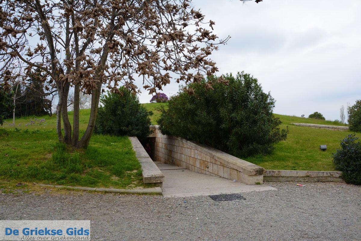 foto Koninklijke graftombe Vergina | Imathia Macedonie | De Griekse Gids Foto 9