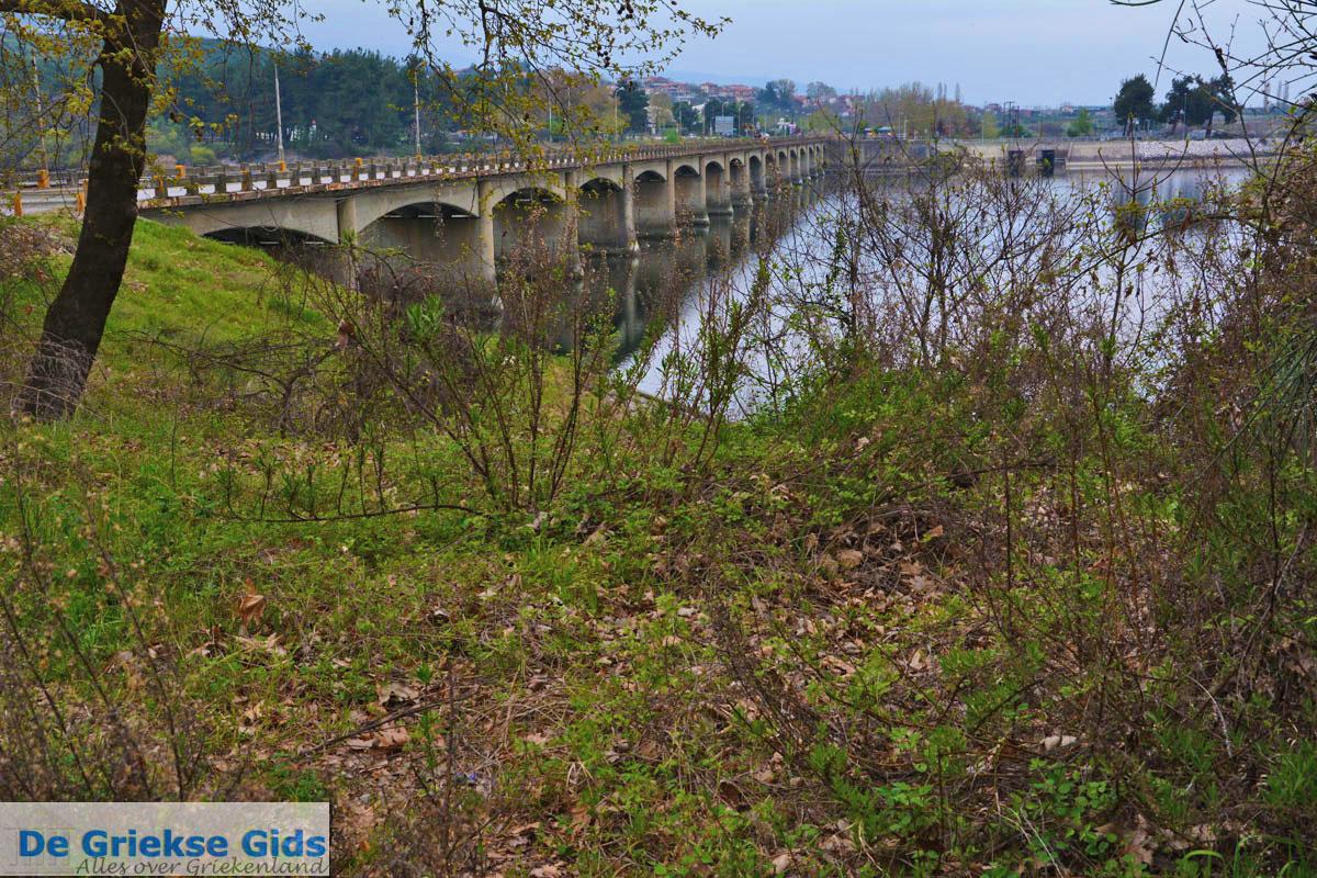 foto Brug Aliakmon rivier bij Veria | Imathia Macedonie | De Griekse Gids Foto 14