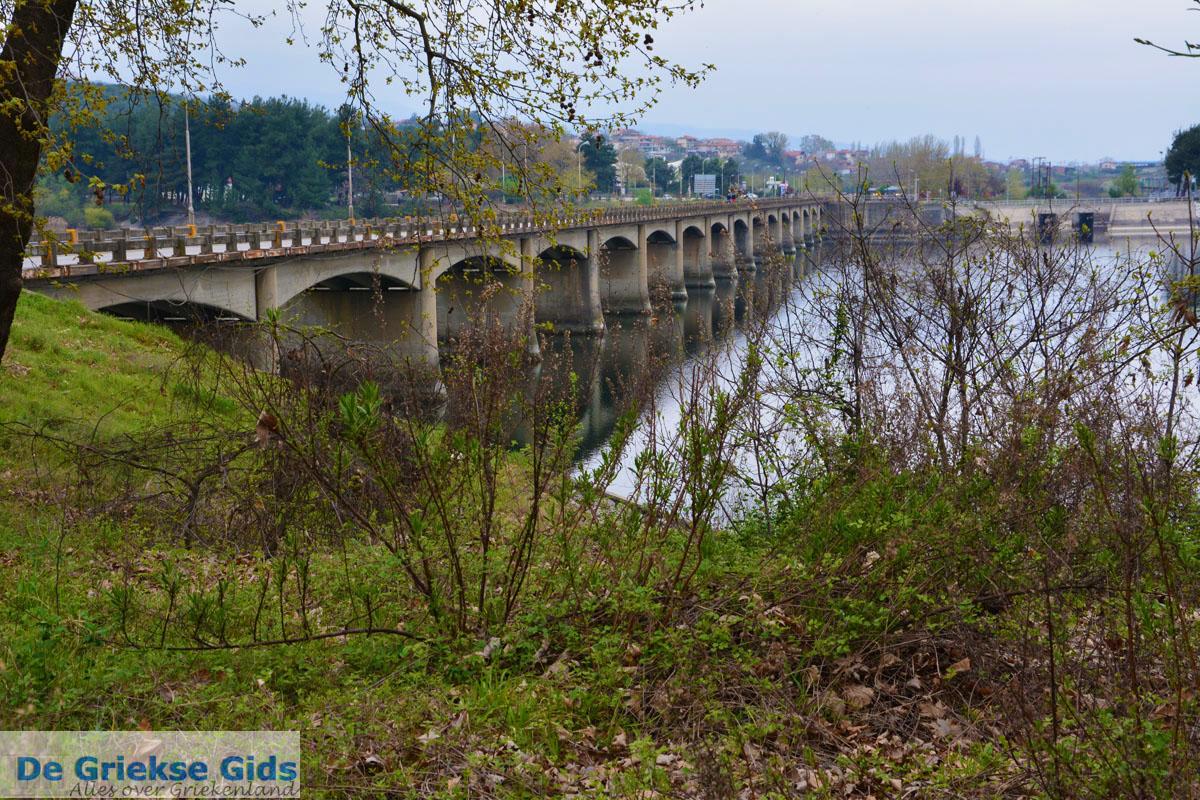 foto Brug Aliakmon rivier bij Veria | Imathia Macedonie | De Griekse Gids Foto 15