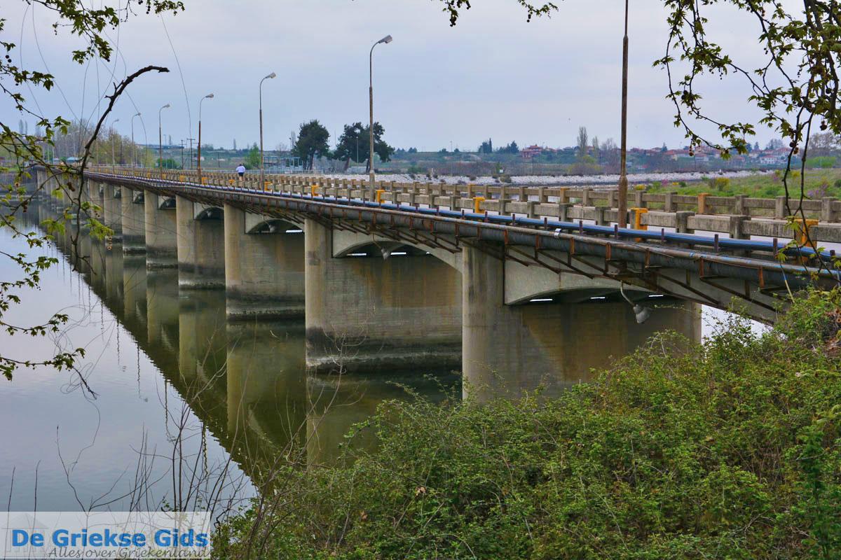 foto Brug Aliakmon rivier bij Veria | Imathia Macedonie | De Griekse Gids Foto 16