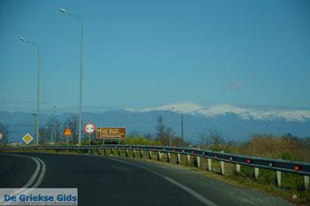 Onderweg van Thessaloniki naar Edessa | Pella Macedonie foto 2 - Foto van De Griekse Gids