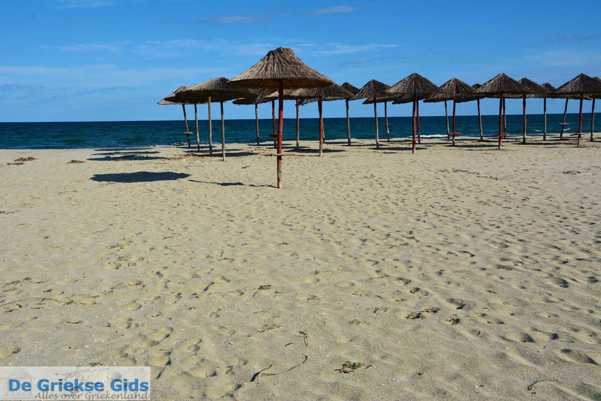 foto Stranden Pieria | Olympische Riviera | Macedonie foto 21