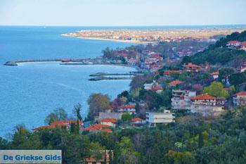 De  kust bij Platamonas en Neoi Poroi   Pieria Macedonie   Foto 4 - Foto van De Griekse Gids