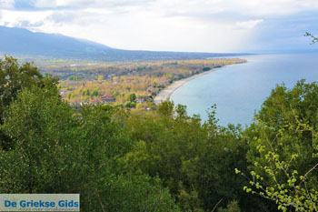 De kust bij Platamonas, Panteleimon en Skotini | Pieria Macedonie| Foto 6 - Foto van De Griekse Gids