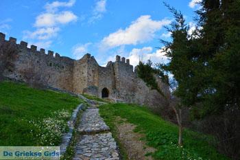 Kasteel Platamonas | Pieria Macedonie | Griekenland foto 15 - Foto van De Griekse Gids