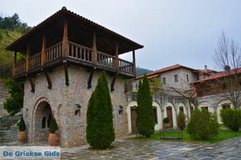 Klooster Agios Dionysios bij Litochoro | Pieria Macedonie | Griekenland 8 - Foto van De Griekse Gids