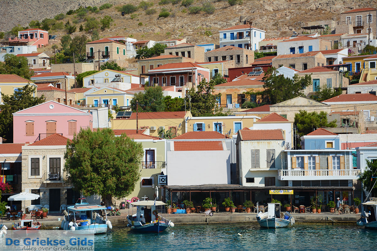 foto Nimborio Chalki - Eiland Chalki Dodecanese - Foto 19