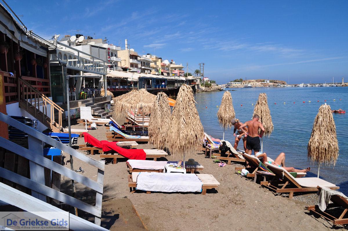 foto Strand bij Restaurant Acropolis Chersonissos (Hersonissos) Photo 1