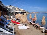Strand bij Restaurant Acropolis Chersonissos (Hersonissos) Photo 1 - Foto van De Griekse Gids