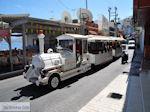 De trein van Chersonissos - The Hesonissos Train - Foto van De Griekse Gids