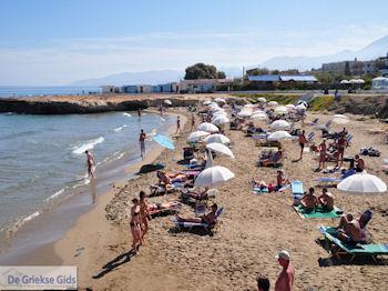 Strand nabij Starbeach en Meltemi - Beach near Starbeach Chersonissos nr1